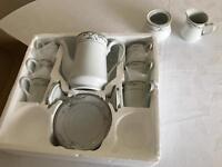 17 pcs Tea Set