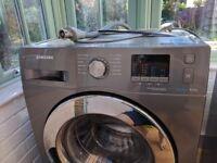 Samsung 8 kg ecobubble washing machine