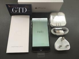 Unlocked brand new condition iPhone 6 16GB grey with full accessories on sale
