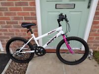 Girls Huffy Mountain bike