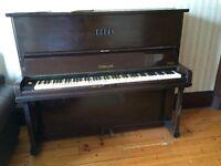 Free - upright challen piano