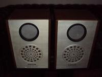 Vintage SONODYNE SUPER JET-LINE Speakers
