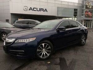 2015 Acura TLX TECH | REMOTESTART | LEATHER | RATESFROM0.9%