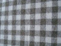 Length of chequered material
