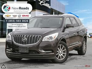 2013 Buick Enclave Leather ONE OWNER, NO ACCIDENT, NAV, LEATH...