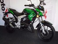LEXMOTO VENOM 125 BRAND NEW WITH WARRANTY CLEARANCE BARGAIN FROM AUTHORISED NORFOLK DEALER