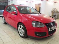 !!GTi!! 2008 VW GOLF MK5 / MOT FEB 2018 / SERVICE HISTORY / FULL LEATHER / MANUAL / MUST BE DRIVEN