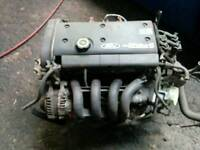 Ford fiesta 1.25 engine DHA