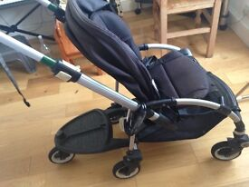 Bugaboo Bee stroller with Bugaboo board