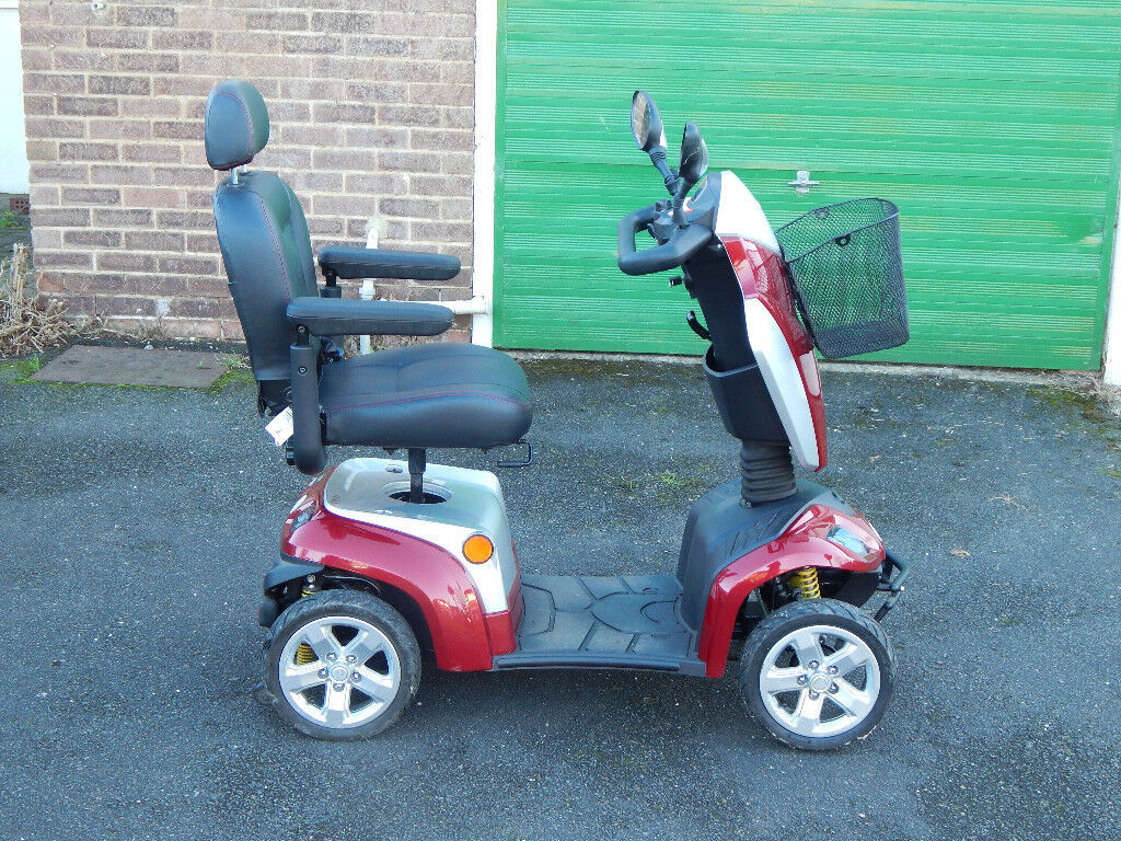 """Kymco """"Agility"""" Scooter"""