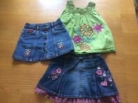 Girls Next Bundle Clothes Age 3-4 Years