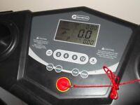 treadmill running machine excellent condition
