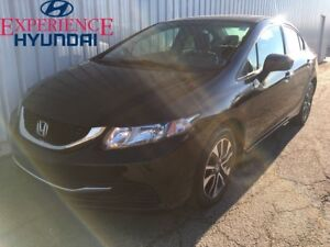 2015 Honda Civic EX EXCELLENT WITH GREAT FUEL ECONOMY  STYLE