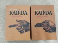 Lithuanian Books E. Kaleda Auksviriai I II Lietuviskos Knygos Paperback