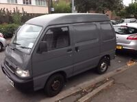 Daihatsu Hijet 2005 Van - Same as Bedford Rascal - Needs some attention - Overheating Issue