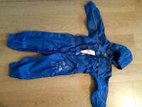 2 waterproofs for baby/toddler/child, aged 12-24 & 24-36 months