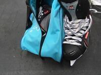 Baud ice skates size U.K. 6