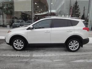 2013 Toyota RAV4 4x4 Limited groupe tech