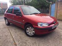 Peugeot 106 XN, 1.1 Petrol, 12 months MOT, drive's excellent!