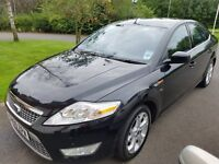 FORD MONDEO 2.0 AUTOMATIC 5DR HATCHBACK