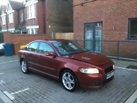 2009 VOLVO S40 1.6 Manual brilliant car very prestige and immaculate Minor front damage