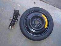 Spare tire for volvo