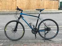 Boardman sport hybrid / road bike in excellent condition :: top Spec!