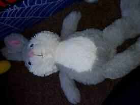 Rabbit teddie