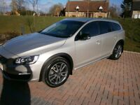 2016 VOLVO V60 CROSS COUNTRY LUX NAV D4 AWD AUTO IN DAILY USE MILEAGE WILL INCREASE