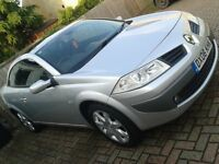 Renault Megane 1.6 VVT Dynamique Convertable FOR SALE