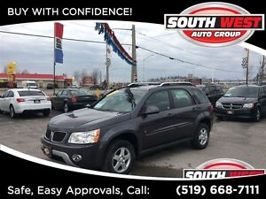 2008 Pontiac Torrent Well Equipped