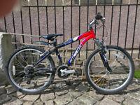 Kids bike Atala Invader suit 9+ 21 gears