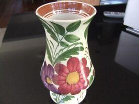 HANDPAINTED WADE Vase