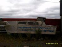 Boat for restoration (NORMAN 23FT) River boat/cabin cruiser