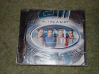 CD A1, The A List - includes Take on me, Brand new you. Torquay. £2