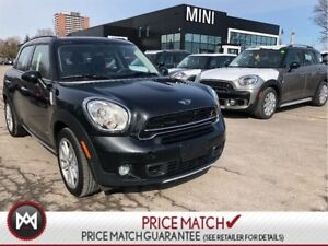 2015 MINI Cooper S Countryman AWD HEATED SEATS PANORAMIC 5 PASSE
