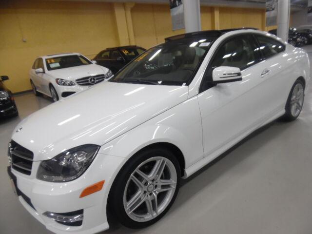 Image 1 of Mercedes-Benz: C-Class…