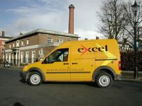 EXP VAN COURIERS LOOKING FOR A FRESH START?