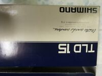 SHIMANO tld15 lever drag multyplier fishing reel boxed new unused