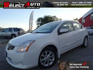 2012 Nissan Sentra 2.0 S*ONE OWNER*IPOD CONNECT*