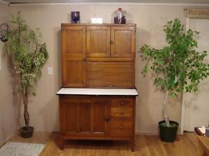 Gorgeous Antique Hoosier Cabinet