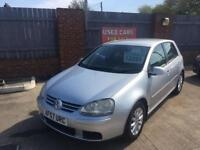 2007 Volkswagen Golf match tdi full history ...,3 month warranty