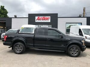 2015 Ford F-150 XLT Sport , ext cab 4x4, loaded