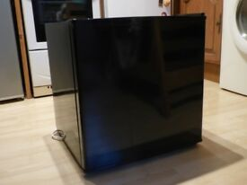 Black Table Top Mini Freezer