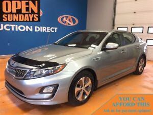 2015 Kia Optima Hybrid HYBRID LX! ONLY 49826KM! FINANCE NOW!
