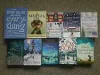10 books £5 the lot