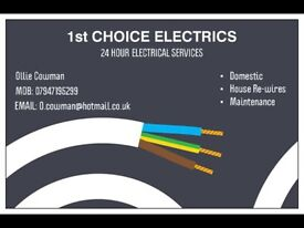 *** Reliable Electrician Available ***