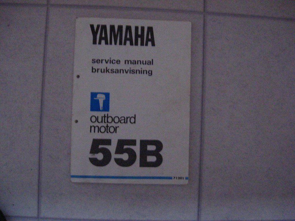 Yamaha Outboard Service Manual 55hp | in Bishopton, Renfrewshire | Gumtree