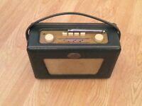 RARE ROBERTS VINTAGE JAGUAR RADIO R550 LIMITED EDITION