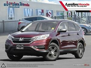 2015 Honda CR-V LX *NEW ARRIVAL* One owner vehicle, Full Serv...